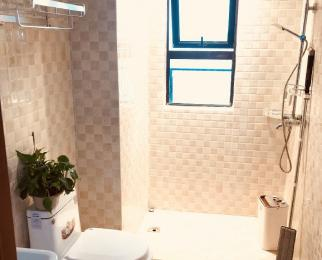 中海万锦熙岸2室2厅1卫110平米整租精装