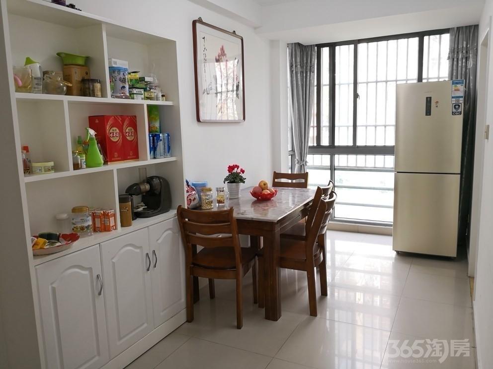 德邑花园3室2厅1卫115平米2009年产权房精装
