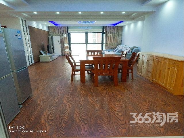 吟枫苑3室2厅2卫125.00㎡整租精装新房房东未入住