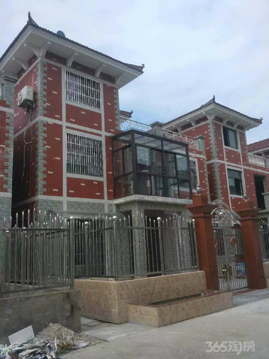 南京周边生态园别墅出售,带院子