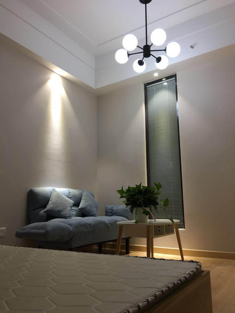 复地南都荟公寓1室1厅1卫43�O整租豪华装