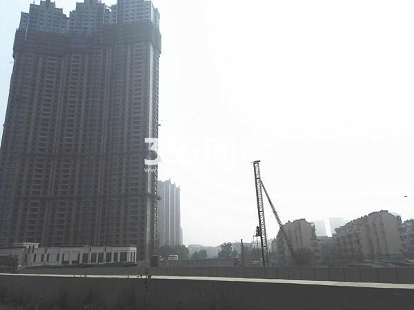 恒盛金陵湾实景图(5.31)