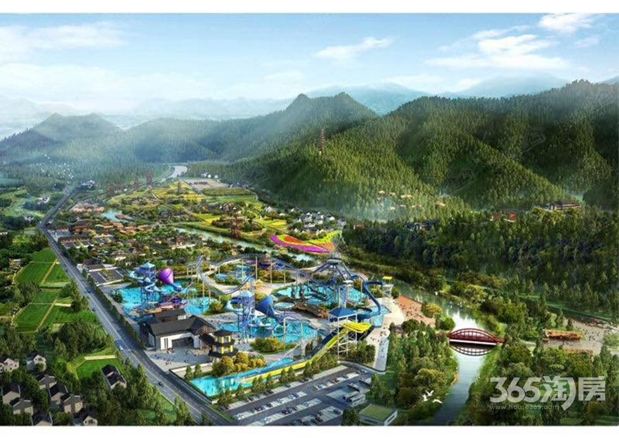 70年产权准现房首付三成落户大杭州临安於潜镇新房
