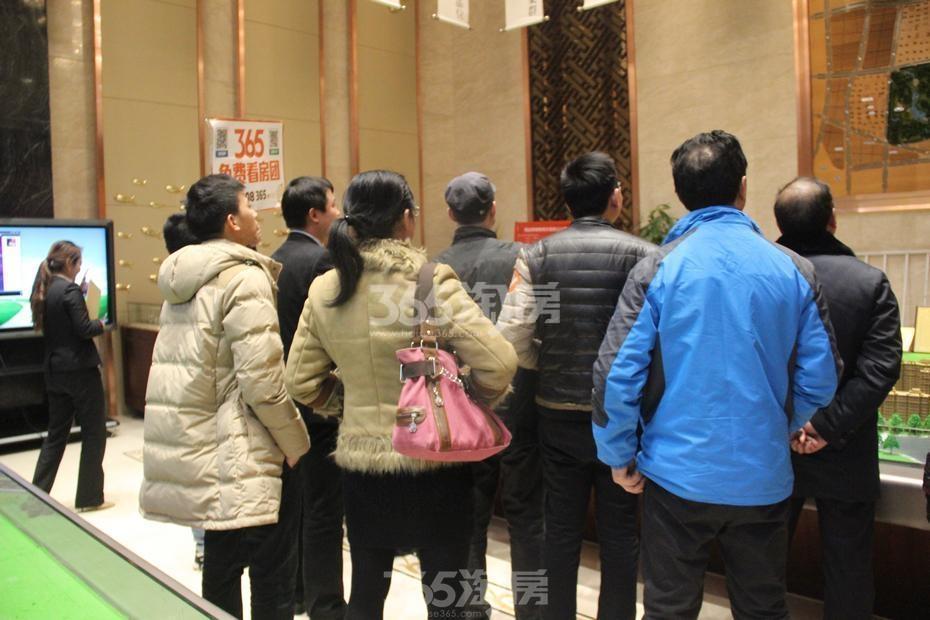 12月28日365看房团走进三潭音悦
