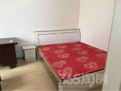 万达悦府A区2室1厅1卫94.5平米整租精装