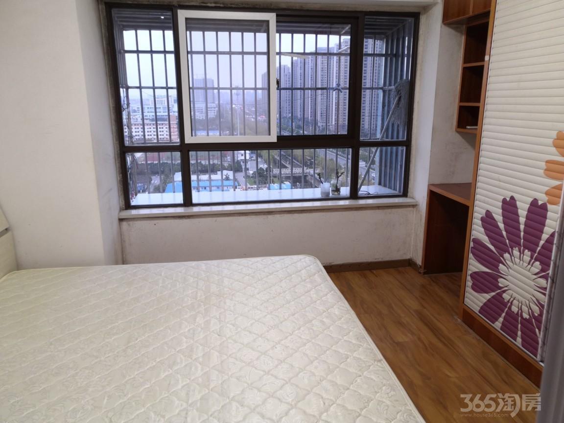 汇金九龙商业街2室1厅1卫60.00平米整租精装
