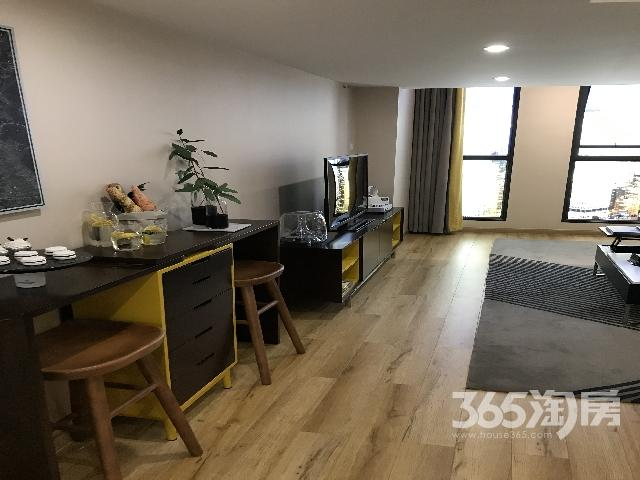G合里・金宸4.2层高精装loft公寓双地铁口奥体核心
