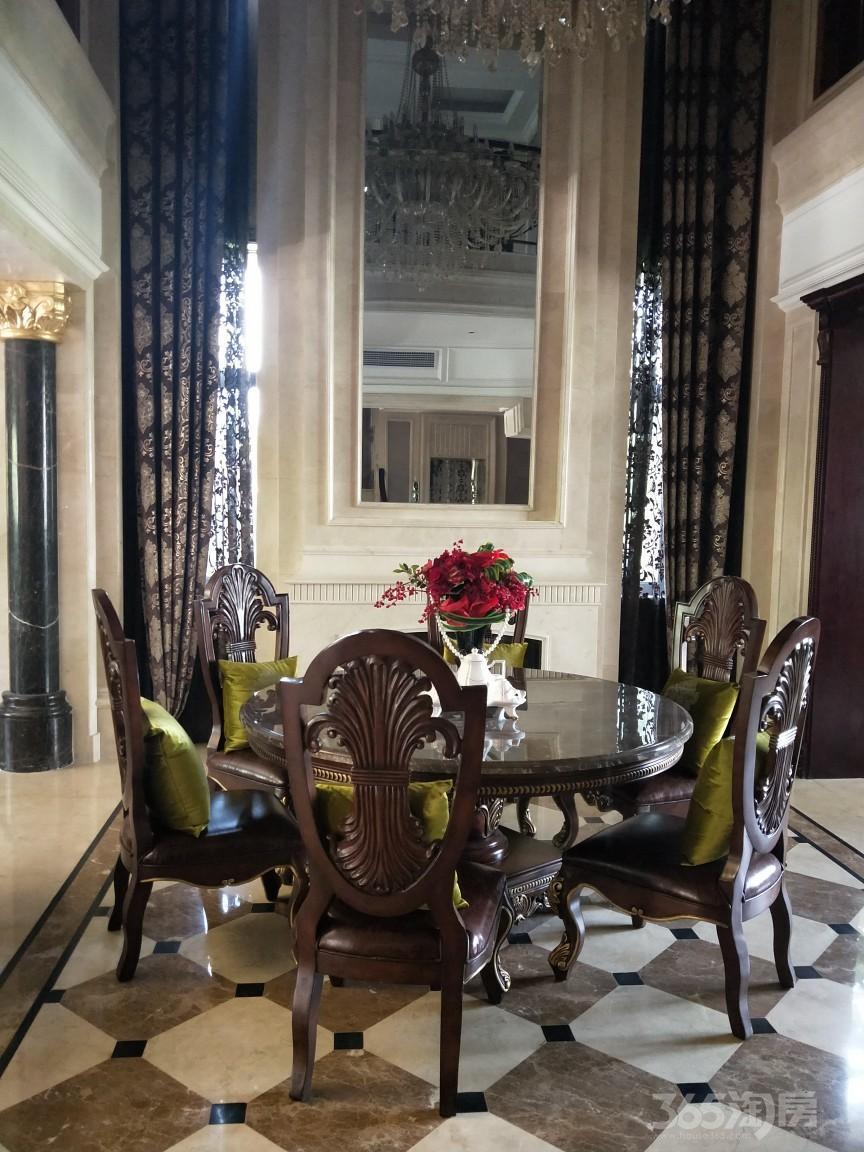 开元四季6室3厅3卫280平米精装未住360万超低价急售