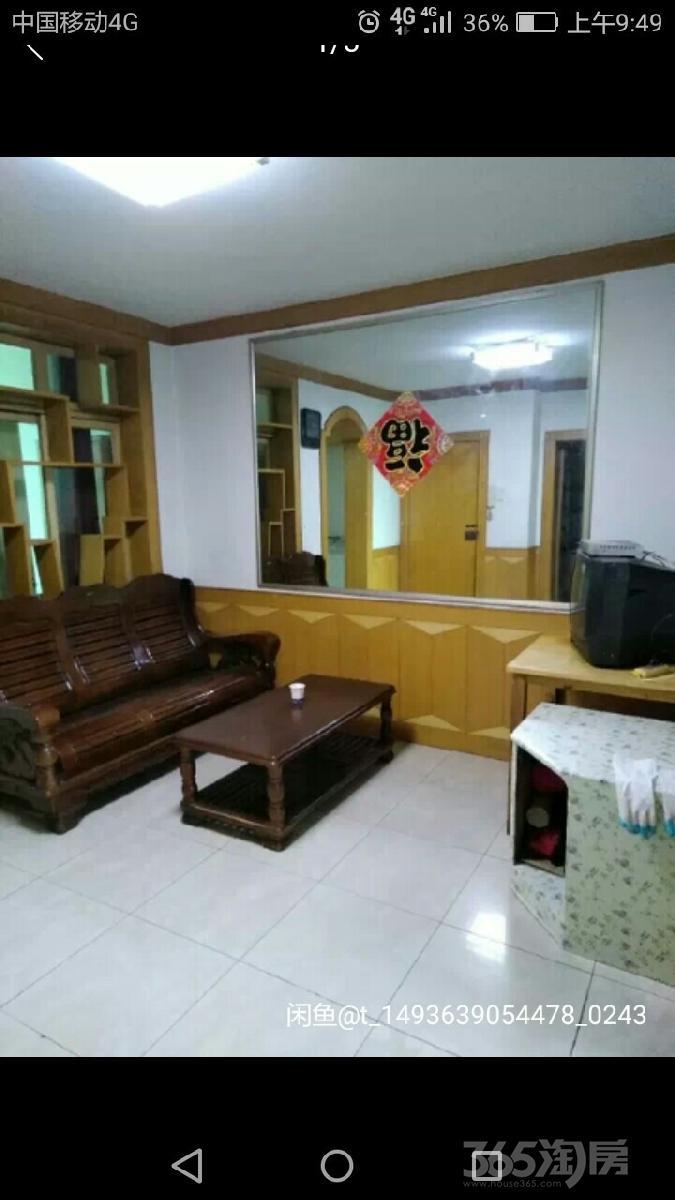 新都小区3室1厅1卫85平米整租精装