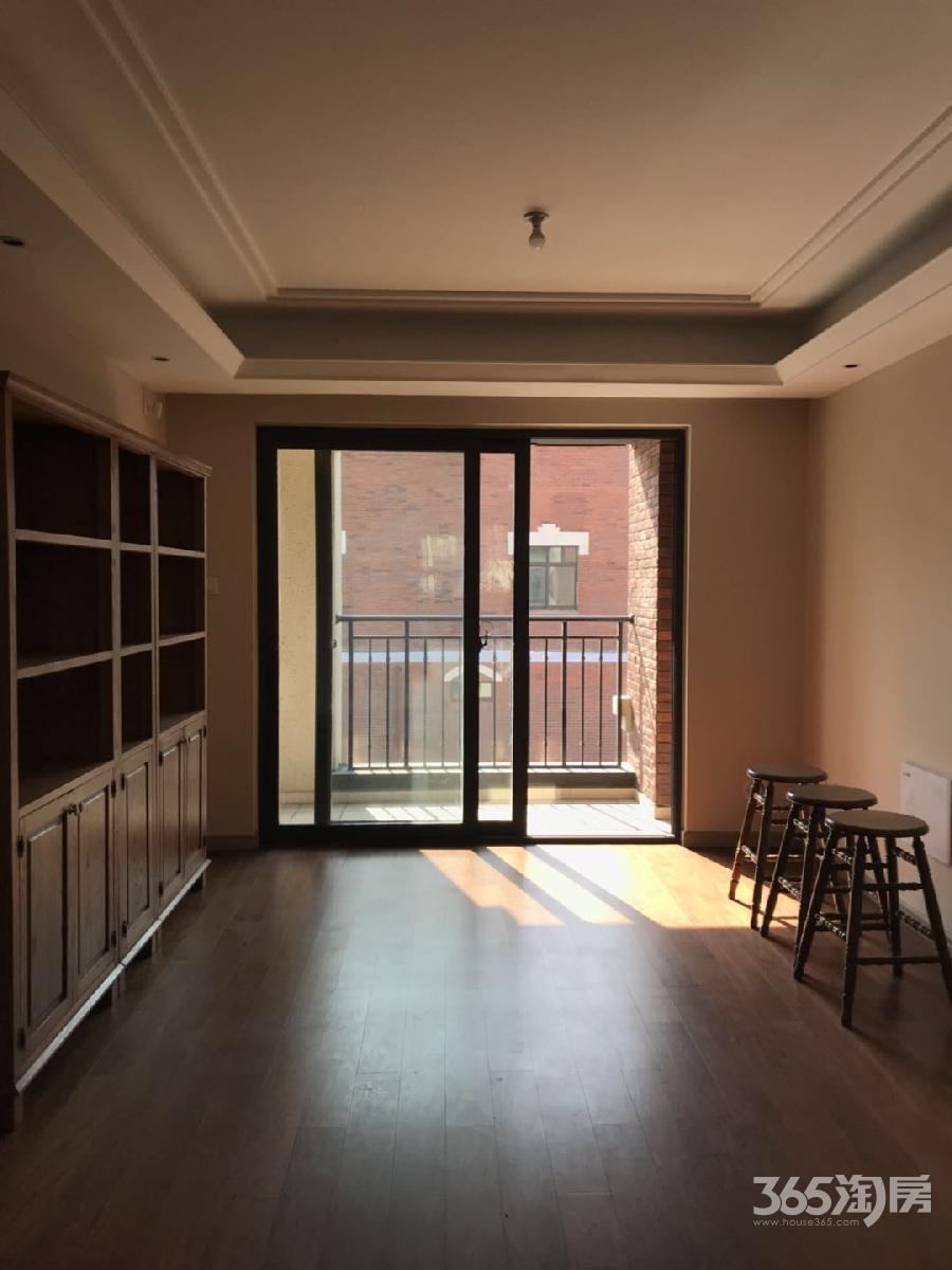 金地浅山艺境3室2厅1卫89平方产权房精装