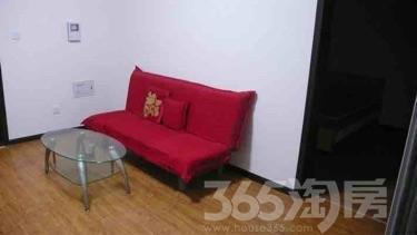 华宇凤凰城1室1厅1卫50平米35万元产权房简装2013