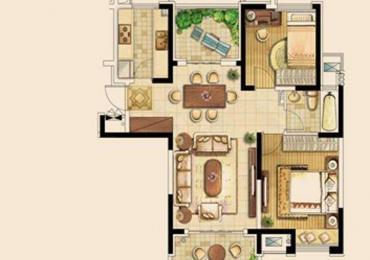 【整租】金东城世家3室2厅