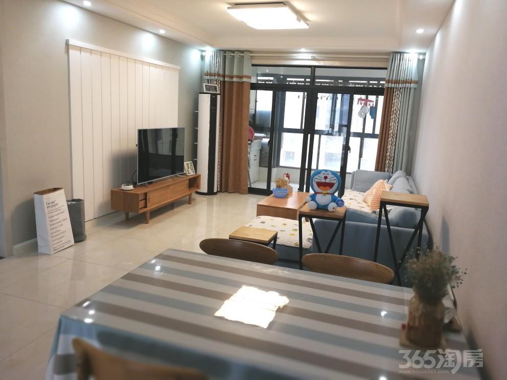 柏庄香府3室2厅2卫120平米豪华装