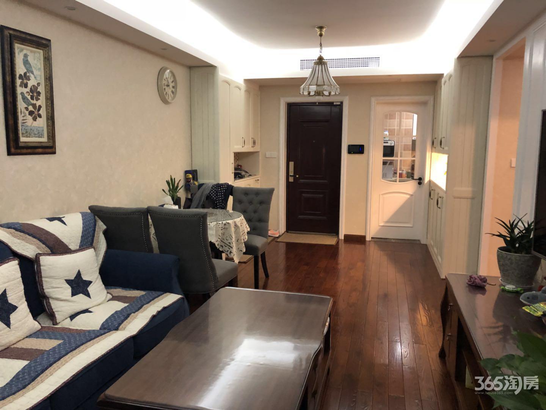 金地湖城艺境3室2厅1卫97平方产权房豪华装