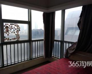 中商万豪中心公寓有两面窗户的全景房急售一口价
