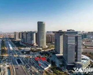 浦口区 过江隧道出口 十号线地铁口 新城总部大厦