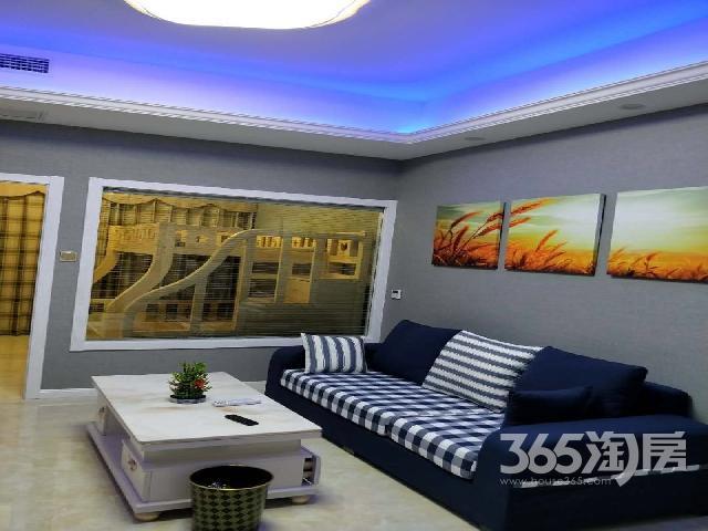 雅居乐星河湾1室1厅1卫55㎡整租豪华装