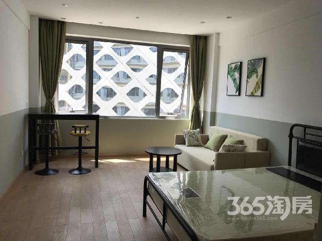 滨江宝龙城市广场1室1厅1卫47㎡整租豪华装