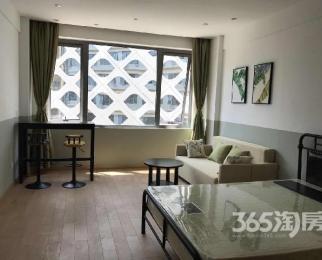 滨江宝龙城市广场1室1厅1卫47�O整租豪华装