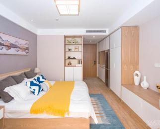 凯银瑞豪中心酒店1室0厅1卫35平米整租精装