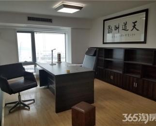 江北loft办公室 地铁口 精装随时看 价可谈 中央空调 大开