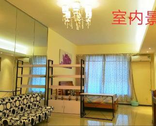 万达茂东恒大领寓全新设施可办公可吃住60平米整租精装