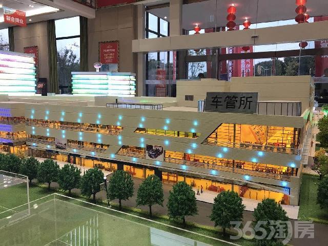 江苏南京溧水S7地铁沿线天益汽车城沿街旺铺