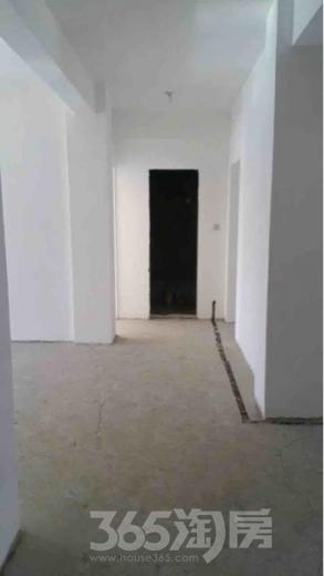 香醇波尔多2室2厅1卫85平米毛坯产权房2012年建