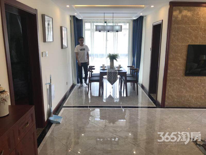 金汇香郡3室2厅2卫130平方产权房毛坯