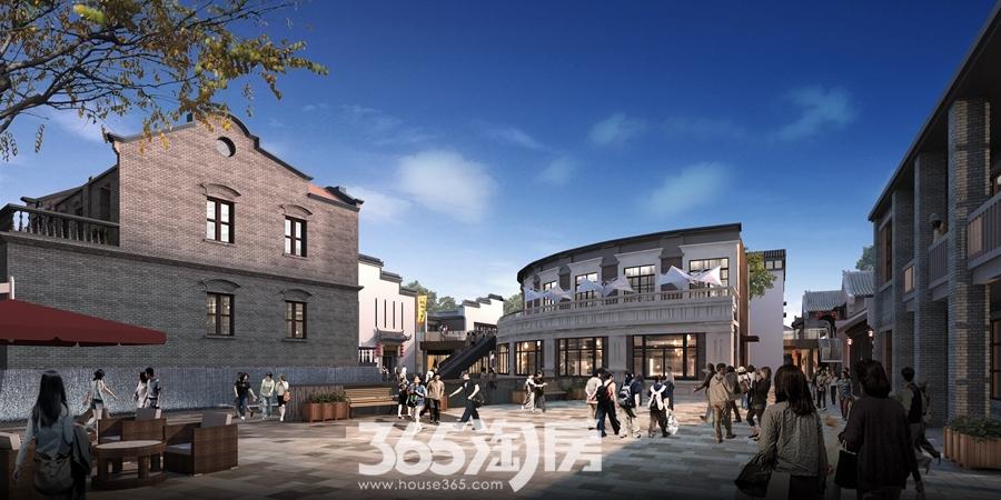 芜湖古城北城商业效果图