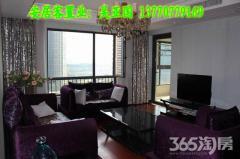 仁恒江湾城一期143平三房满两年 东边户 产权车位 景观位置采光好