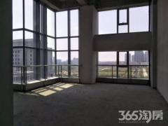 政务区百利中心写字楼对外出租 6米挑高 可做两层 周