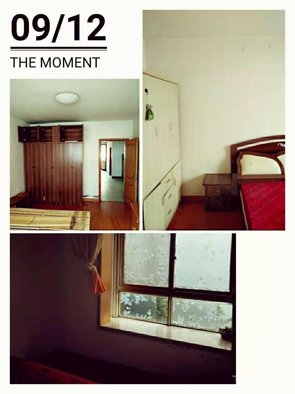 雨花台区西善桥明豪花园3室2厅户型图