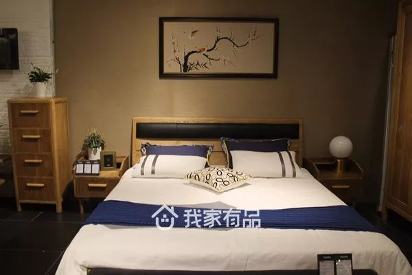 米夏家居|新中式|床