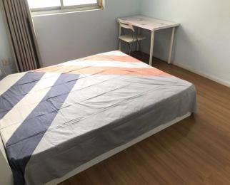 可短租无中阶费 龙江地铁站 苏宁环球 东宝路28号 精装卧室