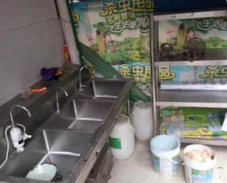 新街口丰富路市公安局旁有多个沿街商铺可做餐饮面条奶茶