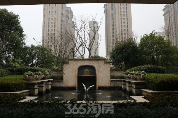 长泰国际社区售楼处实景图(2017.3摄)