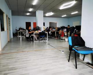 出租秦淮大行宫常府街地铁口万谷众创文化产业园308平米带