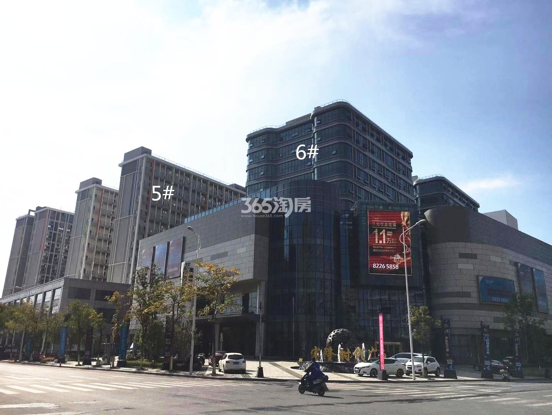 宝隆时代广场5、6号楼实景图(11.2)