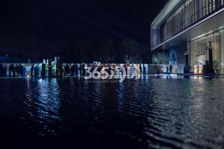 2017.10.17信达中心Hillslife美学馆夜景