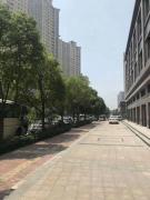华城名府沿街商铺挑高送一层地铁口