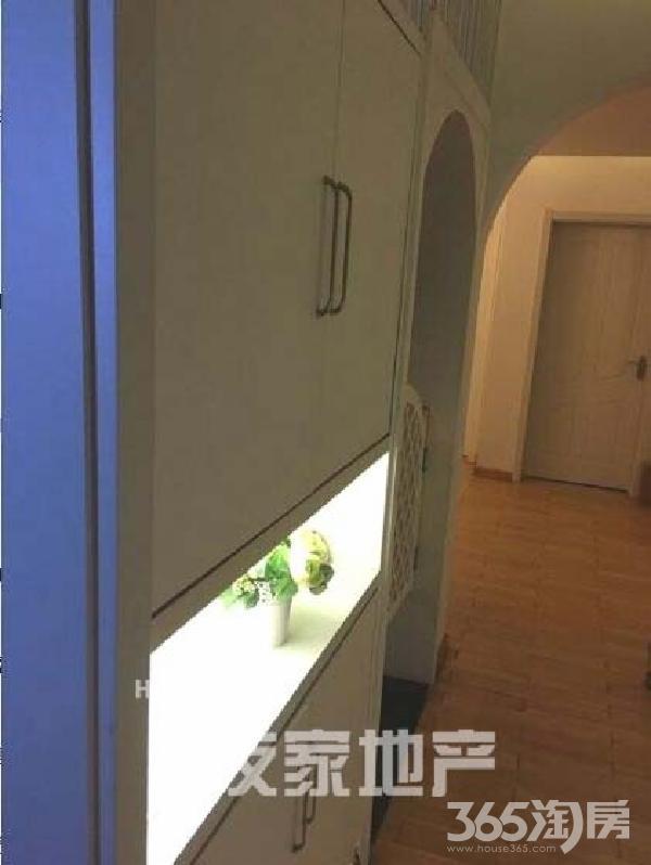 中央城C区+豪装2房+拎包入住 +设施齐全 +看房方便