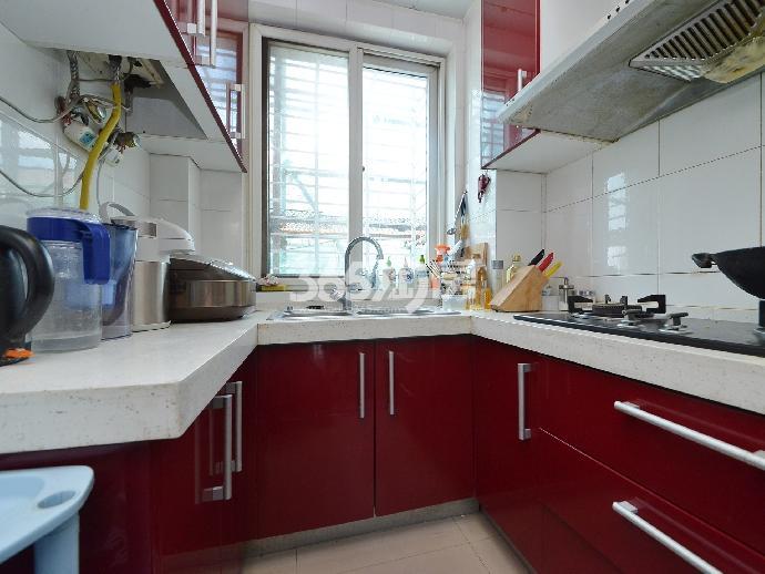 兴隆新寓2室2厅1卫50平米精装产权房1999年建
