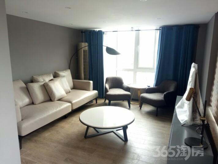 钱塘和润园1室1厅1卫94.1平米2013年产权房豪华装