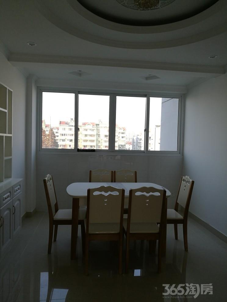 福地花园3室2厅1卫125平米2014年产权房豪华装