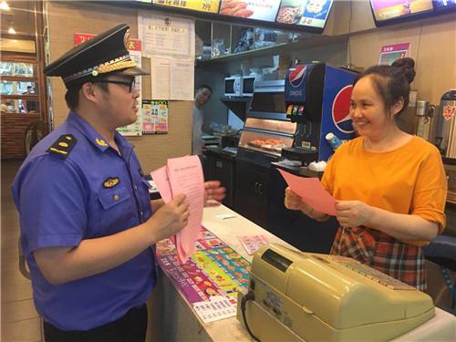 开户赌博:亳州路街道开启高考保障行动
