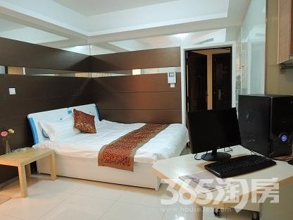 家外之家酒店公寓:有专人打扫/可提供床上用品(非中介)