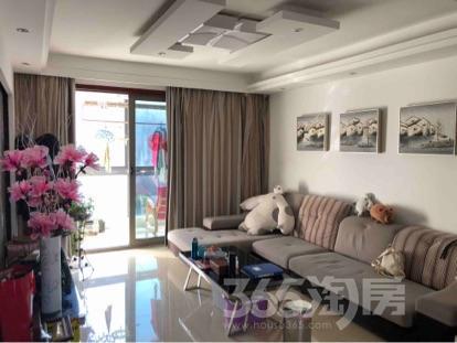宋都美域3室2厅2卫133.6平米精装产权房2011年建