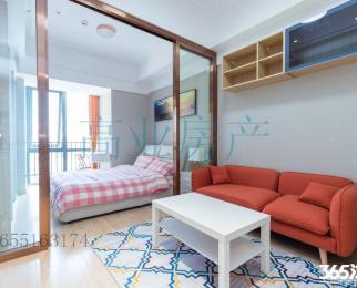 天润城 地铁口 三号线 公寓 单室套 交通便利 看房随时