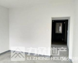 左岸生活B区 无税 毛坯 有钥匙 随时可以看房 一室一厅